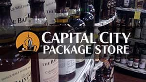 Capital City Package Store Testimonial