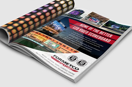 Print Work We design brochures, folder and one sheet inserts, magazine ads, cutsheets, counter cards, rack cards, and more. Learn More